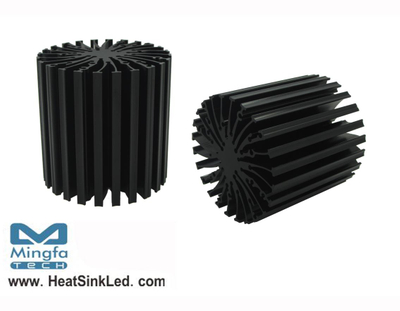 EtraLED-TRI-7080 for Tridonic Modular Passive LED Cooler Φ70mm