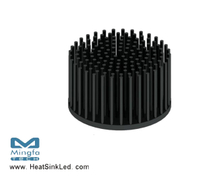 GooLED-PHI-8650 Pin Fin Heat Sink Φ86.5mm for Philips
