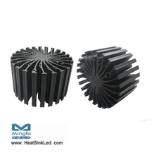 EtraLED-LUME-13080 Lumens Modular Passive Star LED Heat Sink Φ130mm