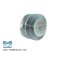 HibayLED-EDI-230130 Edison Modular vacuum phase-transition LED Heat Sink (Passive) Φ230mm