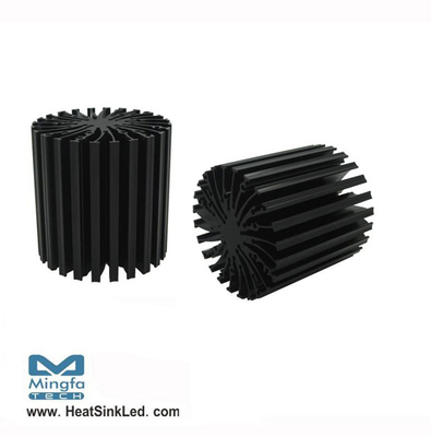 EtraLED-LUME-7080 Lumens Modular Passive Star LED Heat Sink Φ70mm