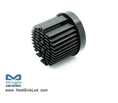 xLED-PRO-4530 Pin Fin LED Heat Sink Φ45mm for Prolight