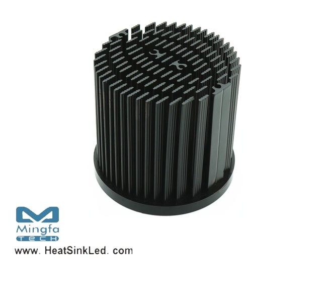 xLED-7050 Pin Fin Heat Sink Φ70mm