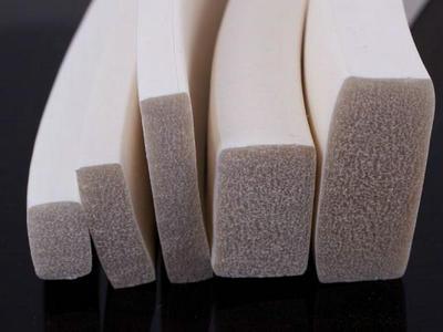 Silicone Sponge Rubber Stripe-034