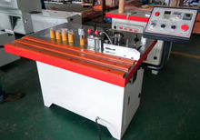 MXH-350 45 degree Manual edge banding machine