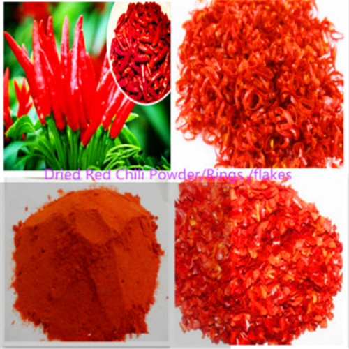 Top quality chili powder and paprika powder manufacturer
