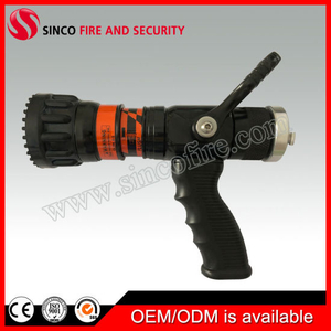 Storz Coupling Type Pistol Grip Fire Nozzle