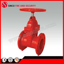 Fire Fighting Non Rising Stem Gate Valve