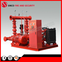 Edj Packaged Fire Fighting Pump