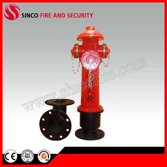 Dn100 Pn16 Outdoor Fire Hydrant