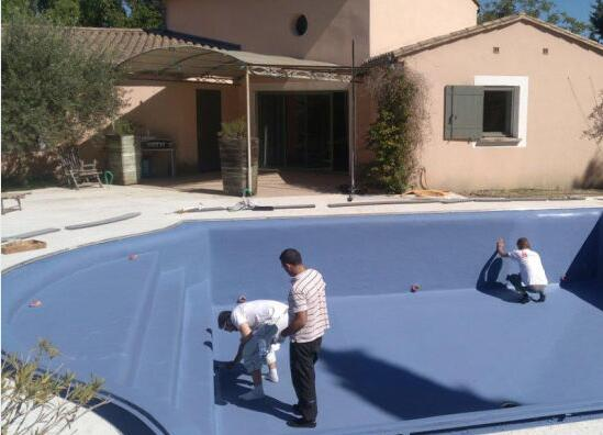 Water Based Polyurethane Waterproof Coating