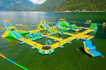 2020 Sept sales-Inflatable floating park