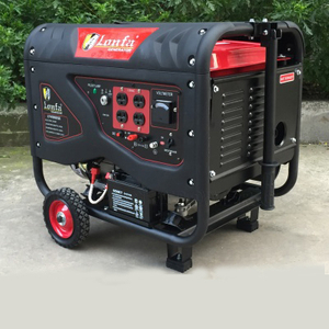 60Hz 110 Volt 3500W Home Use Silent Portable Gasoline Petrol Generator For Venezuela
