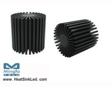 SimpoLED-BRI-8180 for Bridgelux Modular Passive LED Cooler Φ81mm