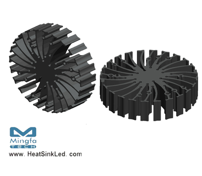EtraLED-SHA-8520 for Sharp Modular Passive LED Cooler Φ85mm
