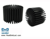 SimpoLED-TRI-11780 for Tridonic Modular Passive LED Cooler Φ117mm