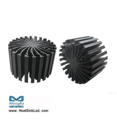 EtraLED-OSR-13080 for Osram Modular Passive LED Cooler Φ130mm
