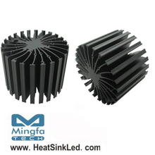 EtraLED-VOS-11080 for Vossloh Schwabe Modular Passive LED Cooler Φ110mm