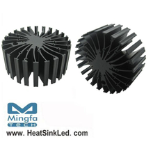 EtraLED-TRI-11050 for Tridonic Modular Passive LED Cooler Φ110mm