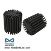 EtraLED-LUME-4850 Lumens Modular Passive Star LED Heat Sink Φ48mm