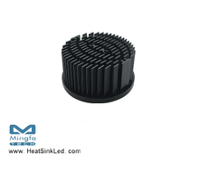 xLED-ADU-6030 Pin Fin LED Heat Sink Φ60mm for Adura