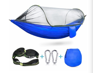 2019 HOT Sales Camping Hammock With Instand Bug Net