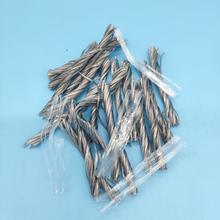 100% virgin Copolymer Polypropylene Macro Synthetic Fiber 54MM FORTA FERRO