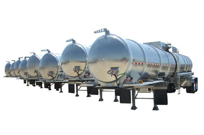 DOT Offers Aluminum Crude Oil Trailers