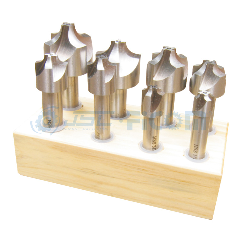 Corner Rounding End Mill Sets