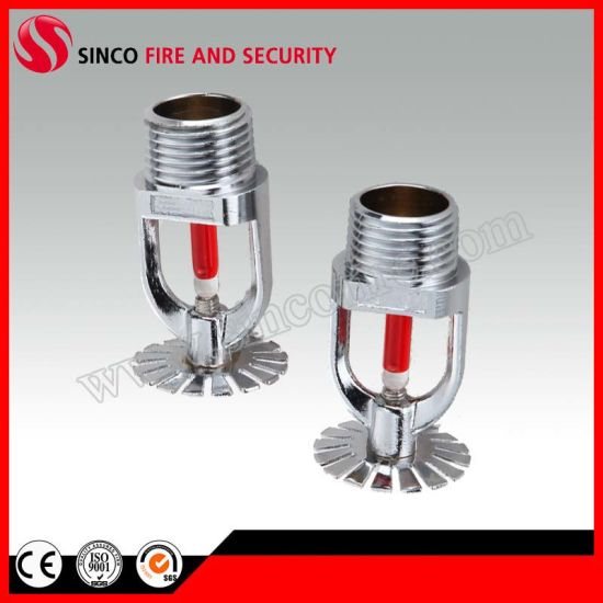 Fire Sprinkler Pendent Dn15 for Fire Protection