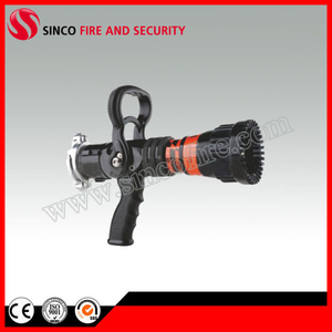 Multi Function Select Flow Fire Hose Nozzle GOST Pistol Grip