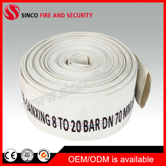 1-12 Inch Canvas PVC Fire Hydrant Hose Pipe