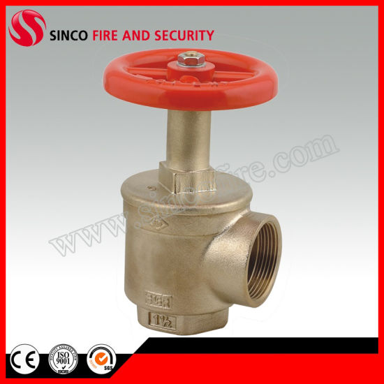 Fire Fighting Used Brass Fire Hydrant Valve