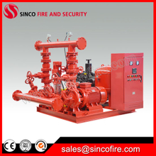 Diesel Engine Circulation End Suction Fire Fighting Centrifugal Water Pump
