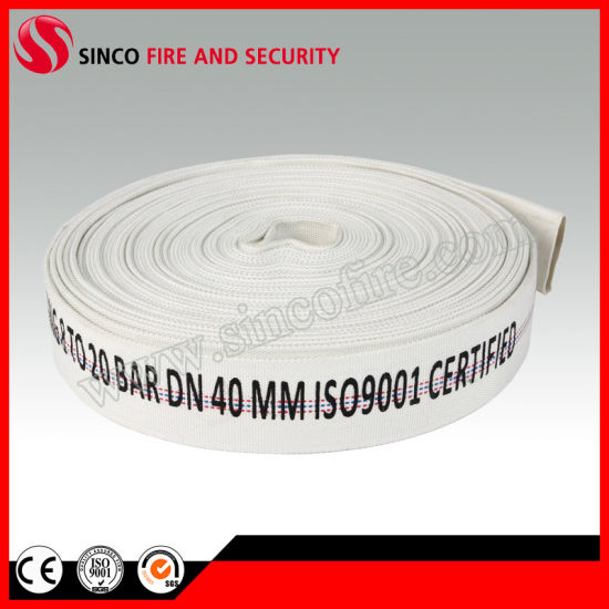 50mm 65mm 80mm Fire Fighting Layflat Fire Hose/ PVC Lining Hose for Fire Fighting