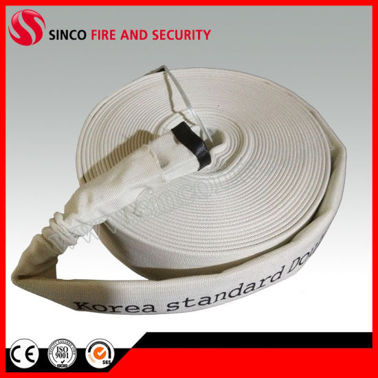 Fire Protection Used Fire Extinguisher Discharge Hose