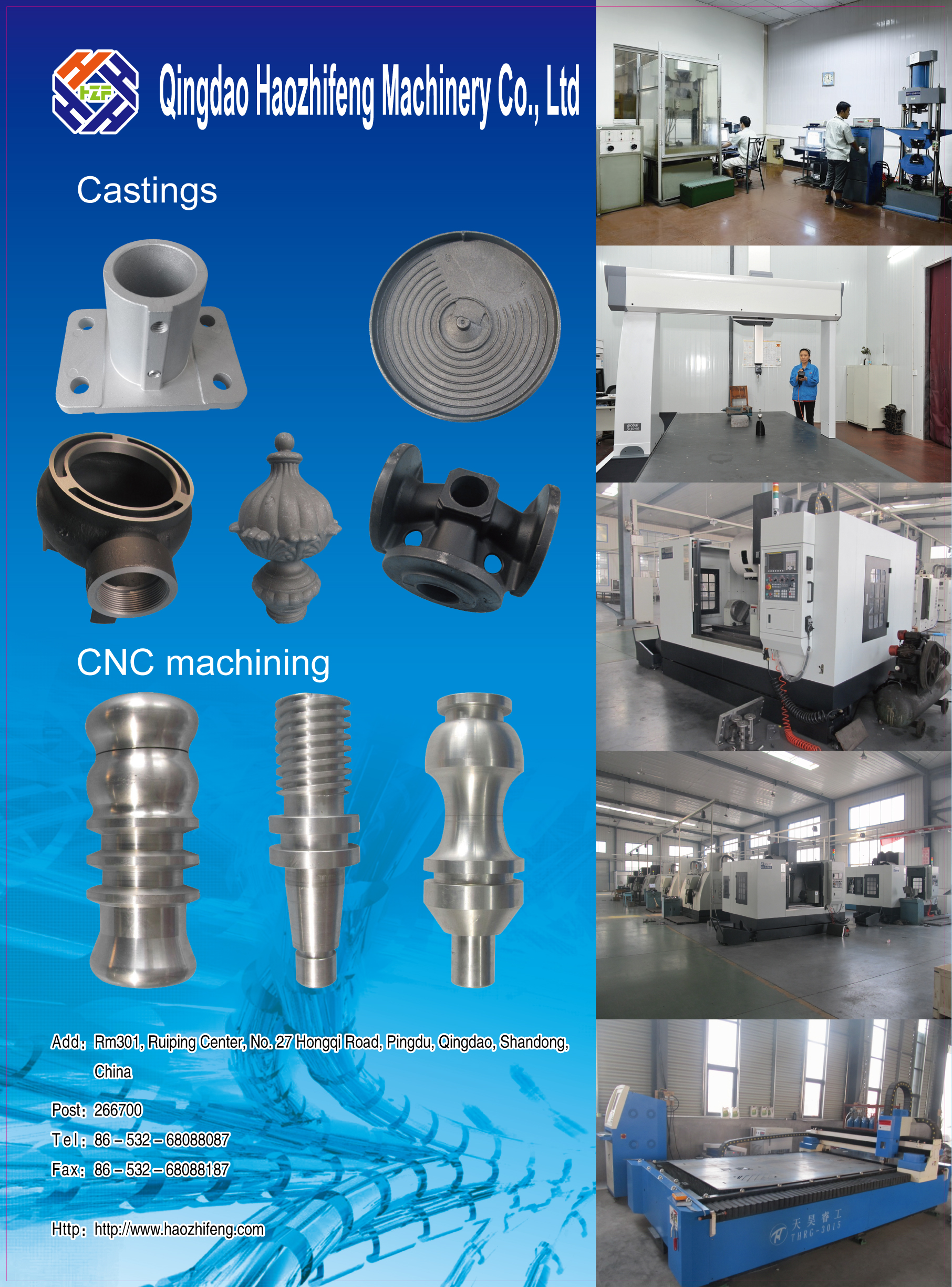 castings ,forgings ,stamping ,machining