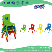 New Design School Small Children Plastic Chair (HG-5205)