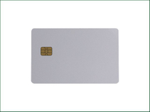 Glossy Blank NFC Card With Data Writing