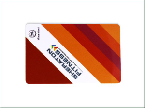 Contactless NFC Card With Customer Logo