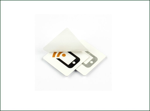 UHF RFID Alien Label 860~960MHz Rewritable Adhesive Sticker Programmable tag