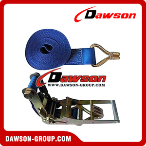 75MM, 100mM Ratchet Tie Down, Web Lashing System