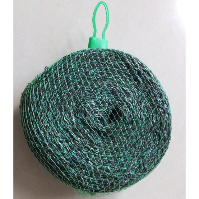 HDPE 20gsm 5X4M green and black color Anti Bird Net