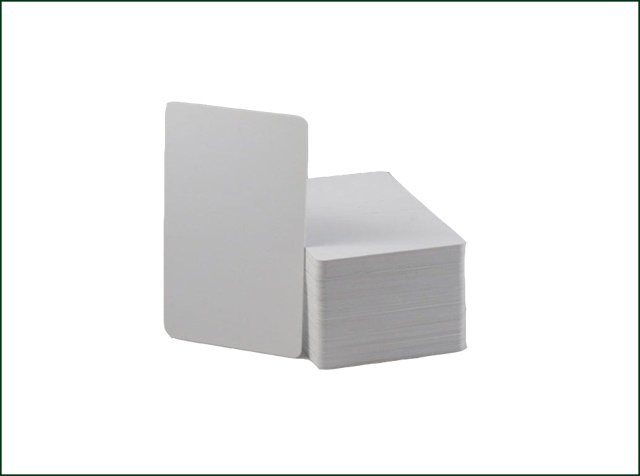 Four Color Printing RFID Blank Card