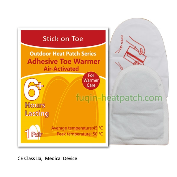 toe warmer for foot cold