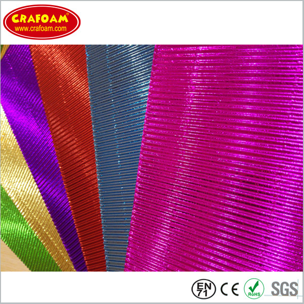 Metallic Corrugated Paper Crafoam Your One Stop Shopping
