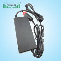 Input 12VAC output 58V2A car charger