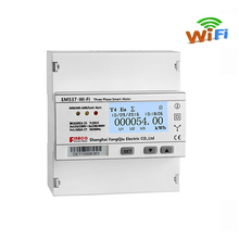 EM537 CT three phase~1.5A~WiFi~Modbus~4 Tariff