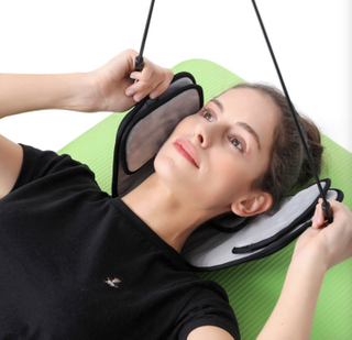 Adjustable Cervical Neck Pain Head Hammock