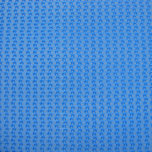 HDPE 190gsm blue color scaffold net